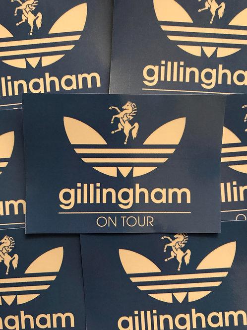 Stickers - Gillingham Originals x30