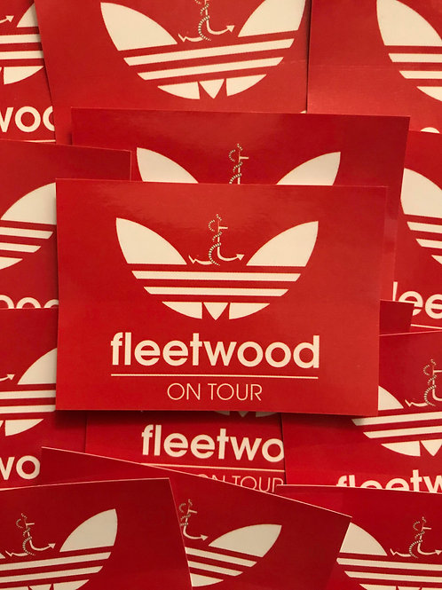 Stickers - Fleetwood Originals x30