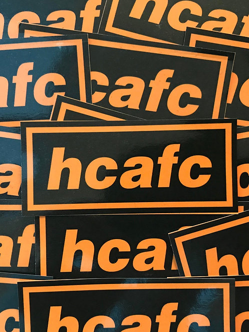 Stickers - Hull City Oasis x30