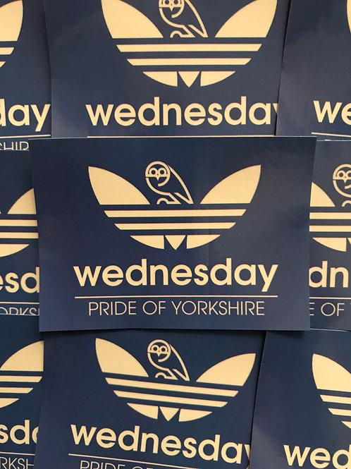 Stickers - Sheffield Wednesday Originals x30