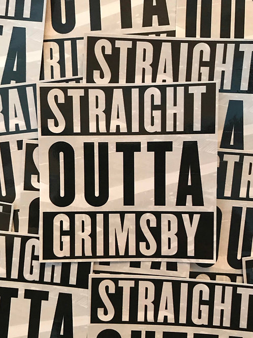Stickers - Grimsby Town NWA x30