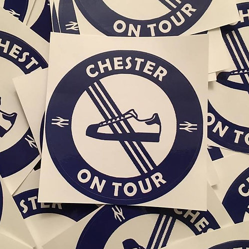 Stickers - Chester Casuals x30