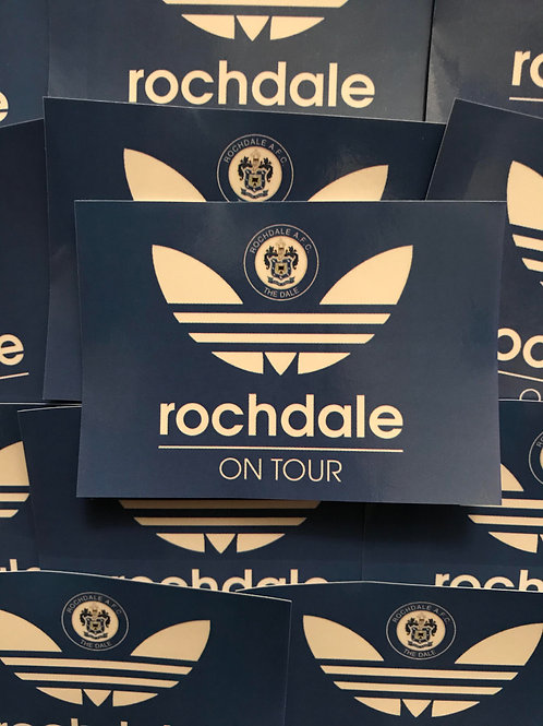 Stickers - Rochdale Originals x30
