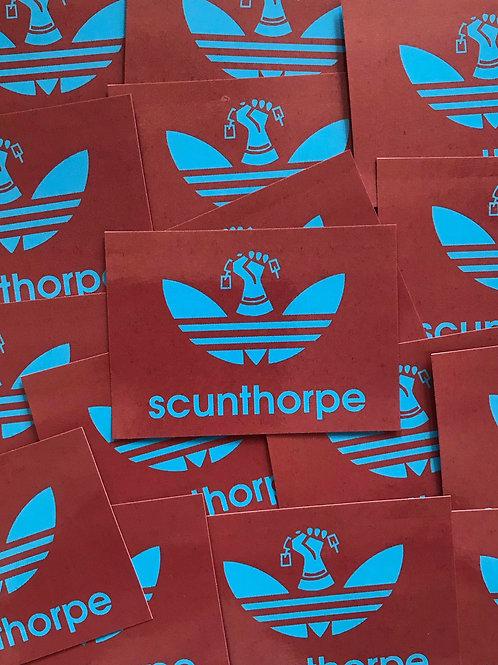 Stickers - Scunthorpe United Originals x30