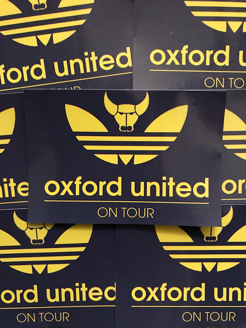 Stickers - Oxford United Originals x30