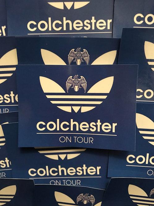 Stickers - Colchester Originals x30