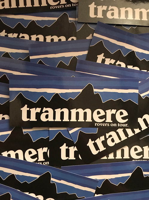 Stickers - Tranmere Rovers Patagonia x30