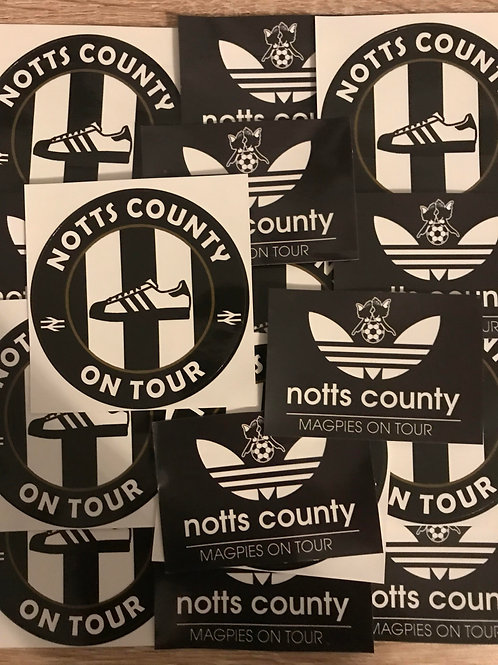 Stickers - Notts County MIX