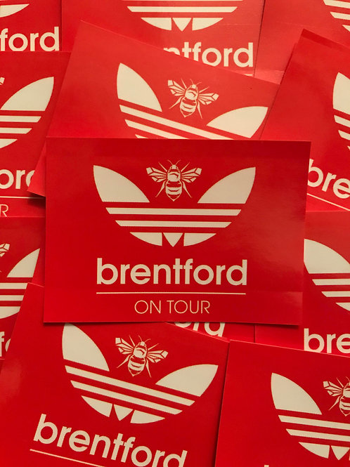 Stickers - Brentford Originals x30