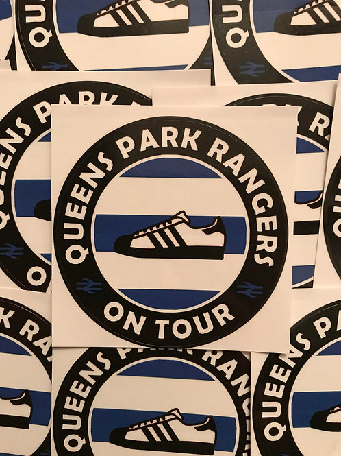 Stickers - QPR Casuals x30