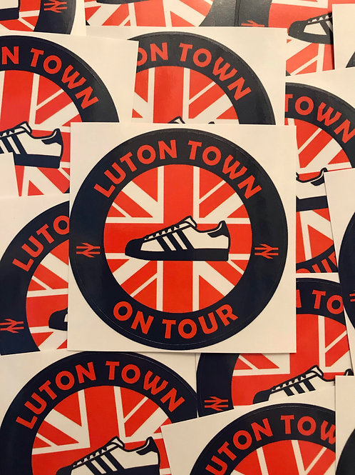 Stickers - Luton Town Casuals x30
