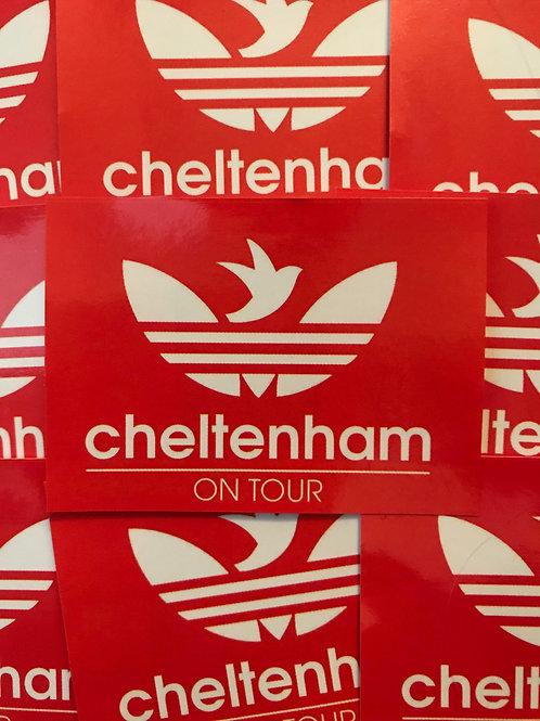 Stickers - Cheltenham Town Originals x30