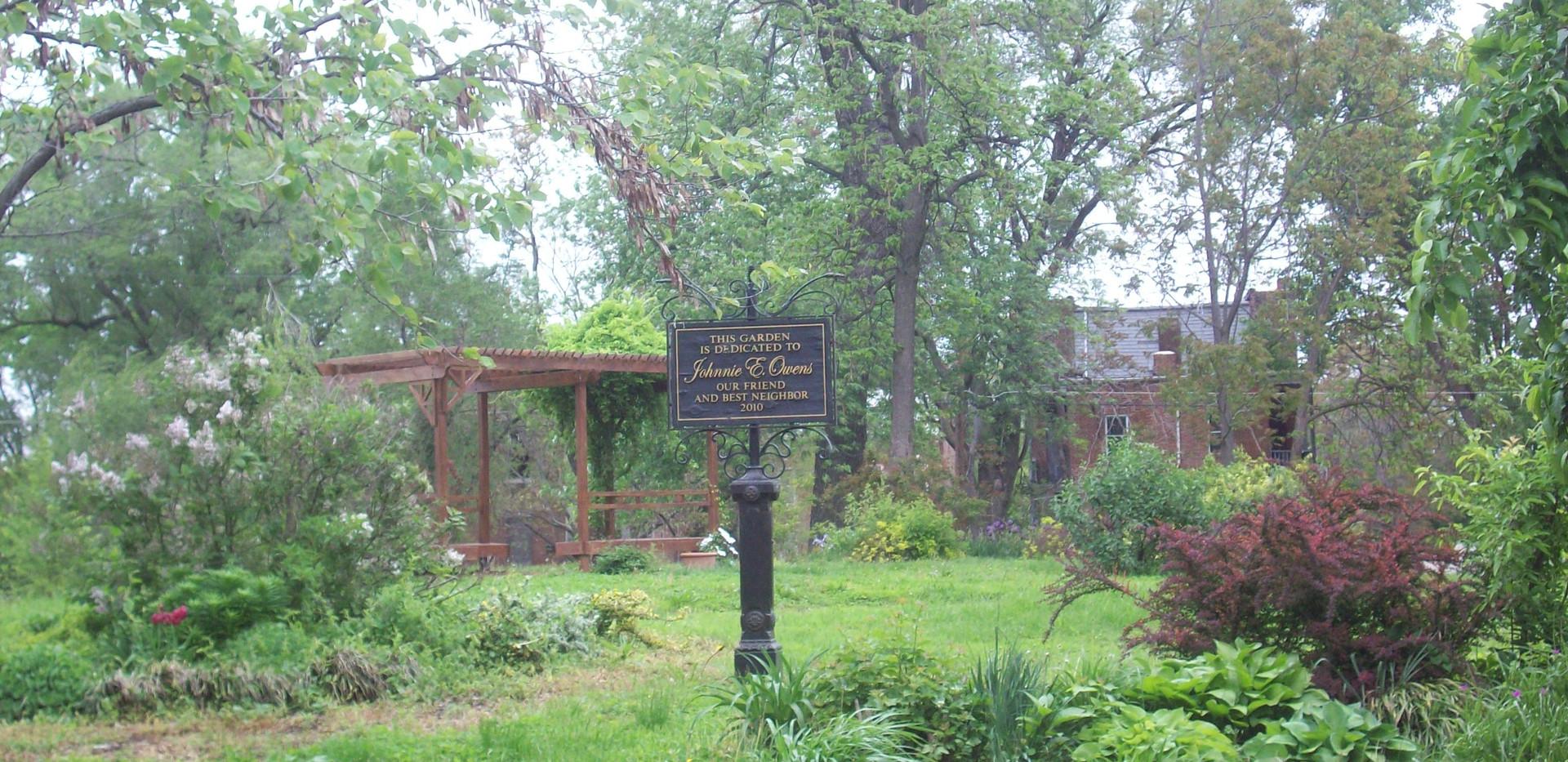 Johnnie Owens Garden
