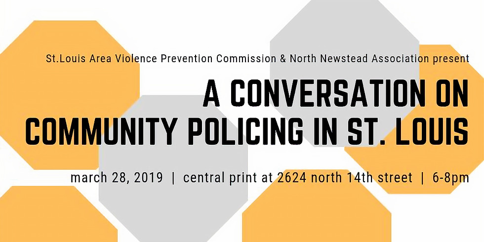 A Conversation on Community Policing in St. Louis
