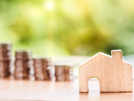 On Financing Property Development