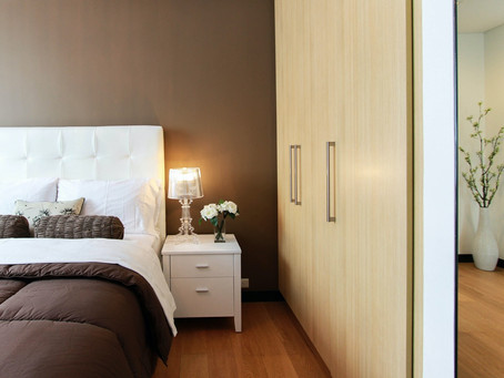 Affordable and Easy Master Bedroom Makeover Ideas