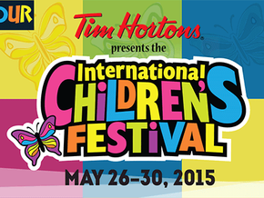 We're playing the St Albert International Children's Festival! May 26-30, 2015