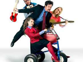 The Skips and Success 5000 Comedy Cabaret - March 21, 2015 - Citadel Theatre