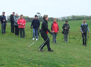 Nordic Walking Cornwall