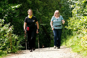 Nordic Walking Cornwal