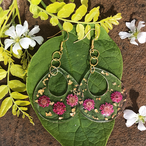 Maui Tear Drop Earrings
