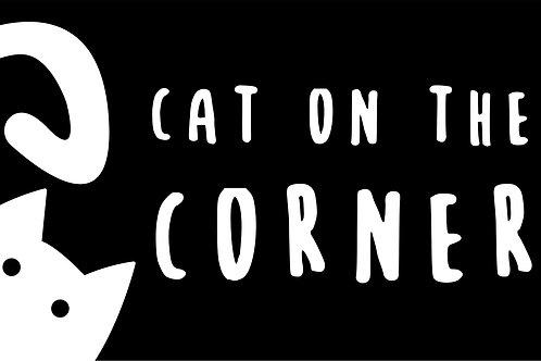 Cat On the Corner