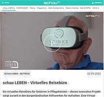 schauTV - Virtuelles Reisebüro