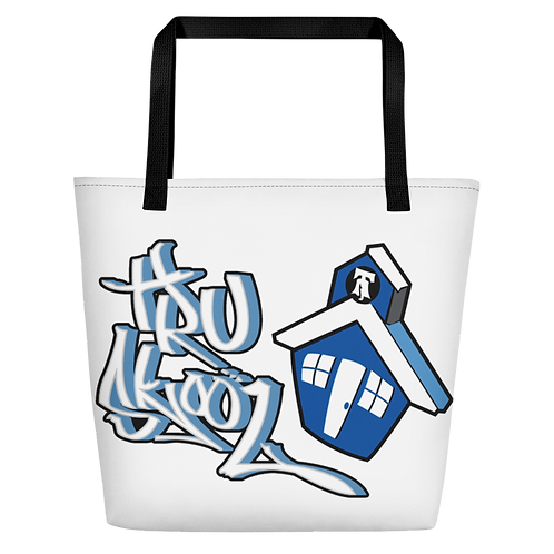 Tru Skool® Beach Bag