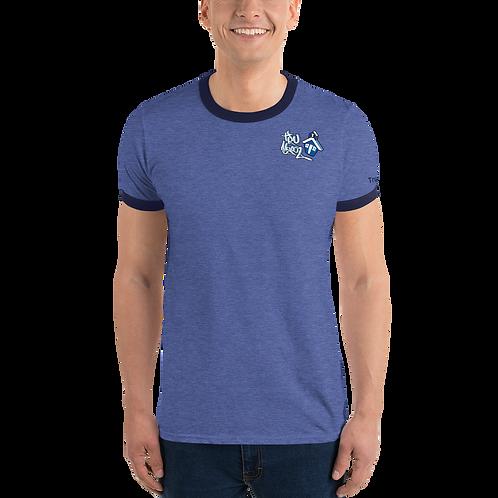Tru Skool® Ringer T-Shirt