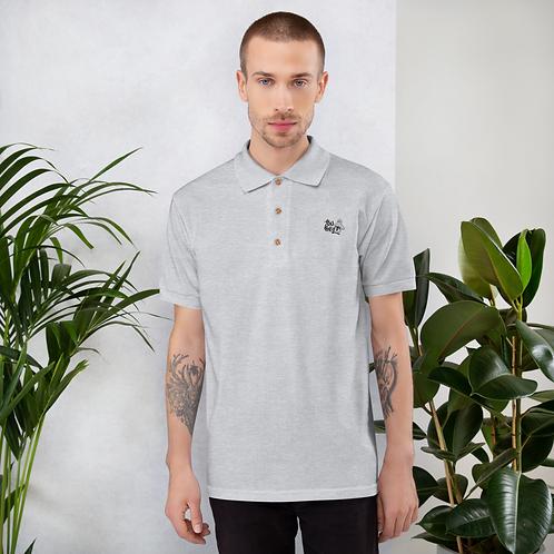 Tru Skool® Embroidered Polo Shirt