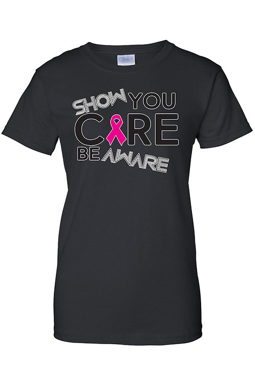 "Juniors Breast Cancer Awareness ""Show You Care Be"