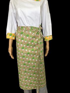 Avental de cintura