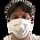 Thumbnail: Máscara Unisssex de tecido - 10 (dez) Unidades