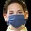 Thumbnail: Máscara Unissex descartável de TNT Duplo - 10 (dez) Unidades - Cores Sortidas