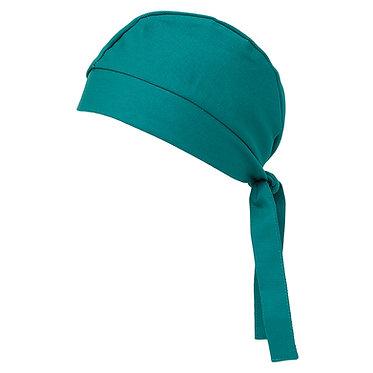 Touca Cigano Verde Bandeira