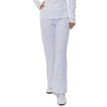 Calça Bailarina Branca com Elástico