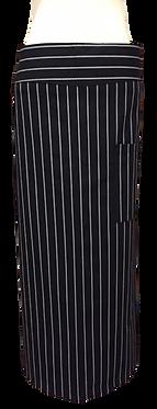 Avental de cintura Risca de Giz