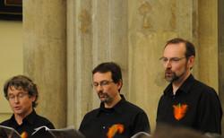 Basses - Ensemble vocal de Grenoble