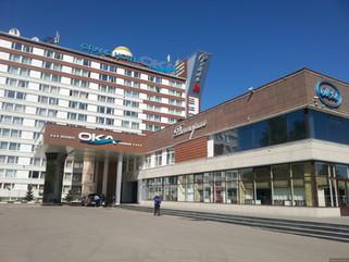 Слаботочные системыгостиничного комплекса «Ока»