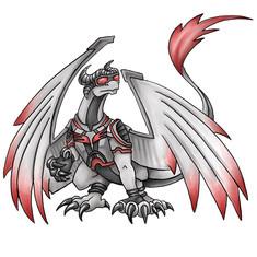 Aerial Acrobat Dragon