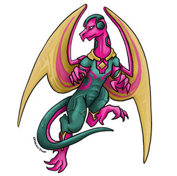 Better-than-your-average-robot Dragon