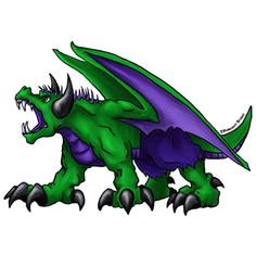 Hulking Dragon