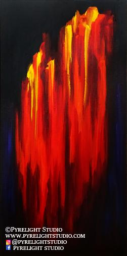 Rising Flame