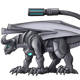 Heavily Armored Dragon