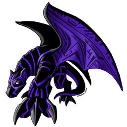 Shadow Stalker Dragon