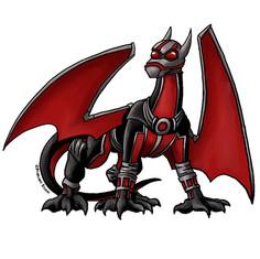 Size-shifting Dragon