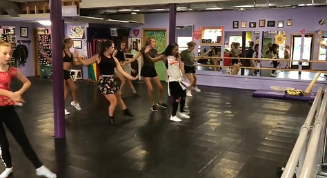 Guest Teaching at Northwoods Studio - Urban Fusion