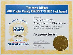 Flagler County Readers Choice Best Around, The News Tribune