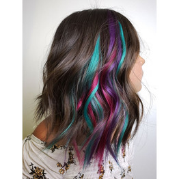 Peekaboo Color