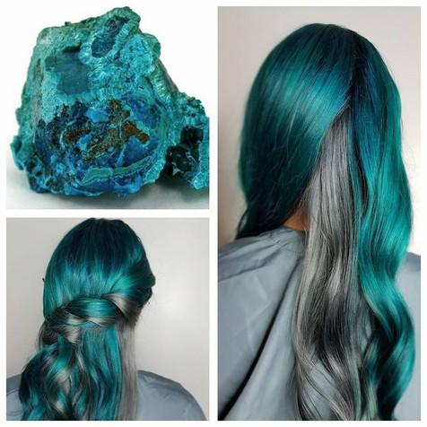 Geo Turquoise
